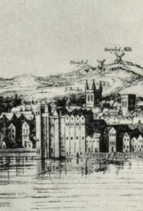 baynards castle portrait