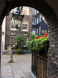 pickering place courtyard