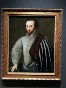 walter raleigh painting