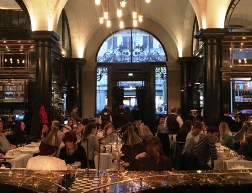 From Shadow Of Night London to The Wolseley