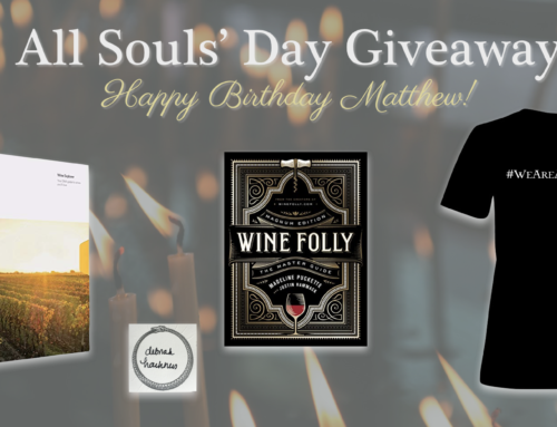 All Souls' Day Giveaway
