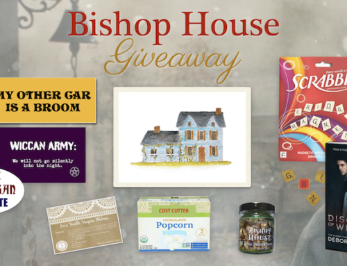 Bishop House Giveaway