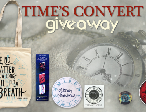 Time's Convert Worldwide Giveaway