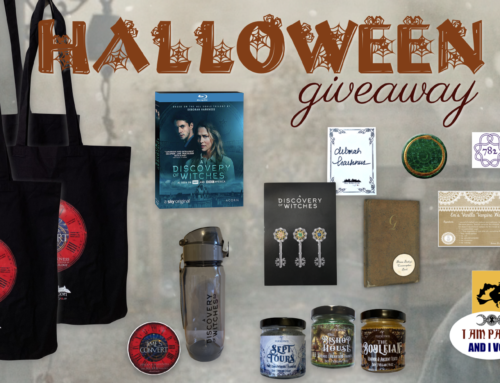 Trick-or-Treat Halloween Giveway